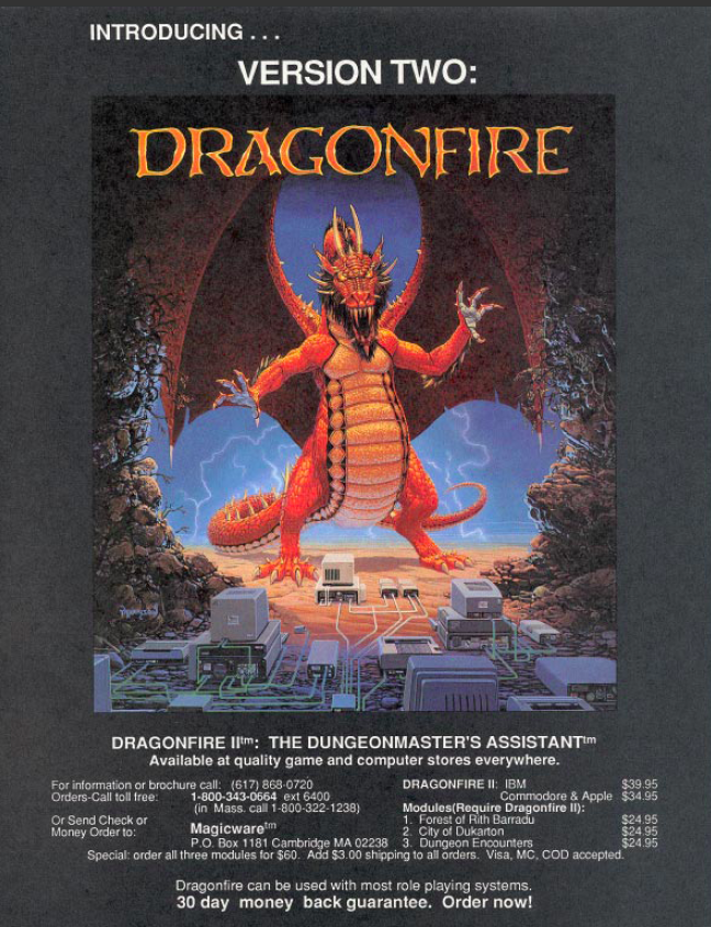 The interview in show #2 is with Erik Brynjolffson, creator of Dragonfire and