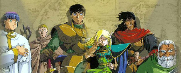 "In issue 28, we spoke of a great anime called ""Record of Lodoss War"" which was based off of a series of fantasy novels written by Ryo Mizuno. His works..."