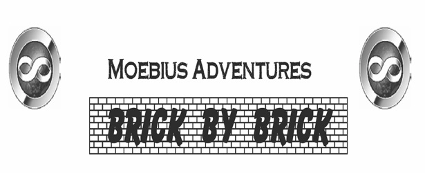 Volume 3 Issue 139 – Brick By Brick – Doors