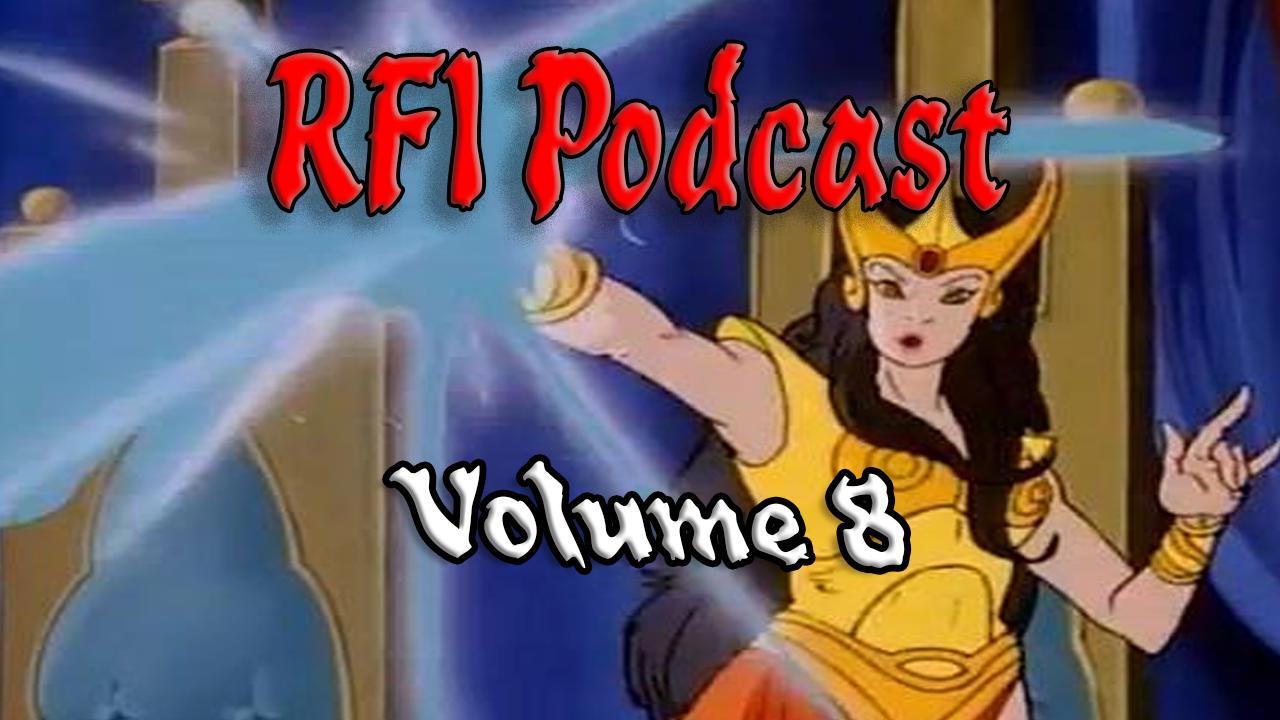 RFI Podcast Volume 8 Issue 210 – D&D Cartoon – The Garden of